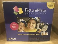 Epson PictureMate Personal Photo Lab Deluxe Viewer Edition C11C618001