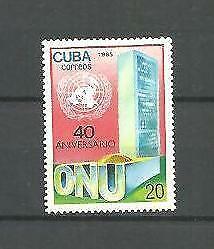 Cub1985 ONU Scott 2819 1v MNH