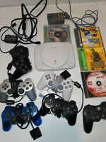 PlayStation 1 Bundle Original With Games And Extra Controllers