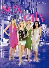Sex and the City: the Complete Fifth Season | DVD | Good Condition