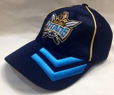 650322 GOLD COAST TITANS NRL CHEVRON CAP IN TEAM COLOURS ADJUSTABLE HAT ADULTS