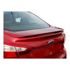 UN-PAINTED-GREY PRIMER SPOILER FOR FORD FOCUS 4DR 2012-2014 SPOILER WING NEW
