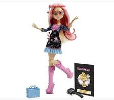 MUST-HAVE Monster High-Frights,Camera,Action! VIPERINE GORGON