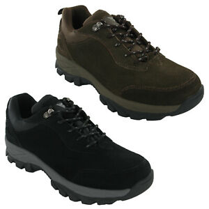 Wyre Valley Mens Brecon Waterproof Walking Trainers Hiking Lace Up Shoes 7-12