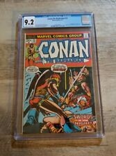 Conan the Barbarian #23 CGC 9.2 First Red Sonja Appearance 1973 Marvel Comics