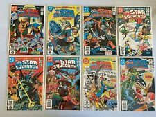 All-Star Squadron near set #1-66 + Annuals #1-3 (missing #67) 8.0 VF (1981-87)
