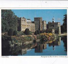 Forde Abbey Dorset Postcard Unused VGC