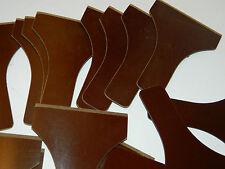 17 RACLETTE spatule CHIMIE analyse laboratoire LAB Chemikal Pharmacist spatula