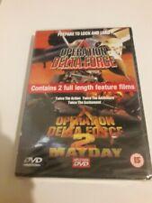 DVD - OPERATION DELTA FORCE / OPERATION DELTA FORCE 2 MAYDAY - NEW/SEALED