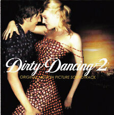 """Dirty Dancing 2"" - Film Soundtrack 2004-Santana/Aguilera/Black Eyed Peas-NEW CD"