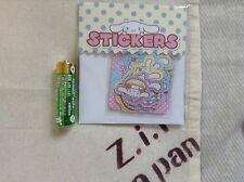 Cinnamoroll Sanrio friendship Club prize Stickers kawaii Cute F/S NEW