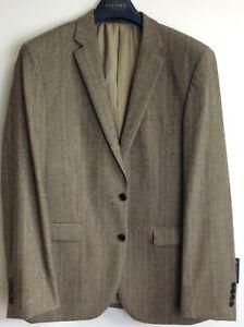 Gurteen Menswear Brown Price of Wales Jacket - Many Sizes - BNWT