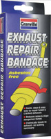 Granville Exhaust Repair Bandage Silencer Pipe Repair Epoxy Bandage Wrap Holes
