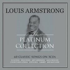 LOUIS ARMSTRONG - PLATINUM COLLECTION  3 CD NEUF