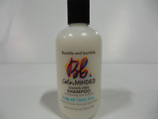 Bumble and Bumble Color Minded Sulfate Free Shampoo Mild Cleanser 8.5oz 3 pack