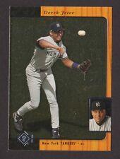 1996 SP #135 DEREK JETER Yankees NRMT Upper Deck