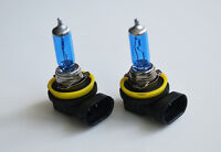 H8 12V 35W Xenon White 5000k Halogen Car Headlight Lamp HID LED Globes Bulbs