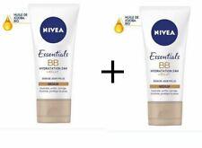 2X nivea essentials BB hydratation 24H + eclat (medium)