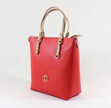 Borsa Donna Trussardi Bangkok Shopping Bag con Foulard Rosso/bia 75bp0353.35