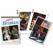 Biscornu Britain Lot de 52 cartes à jouer + Jokers ( Gib )