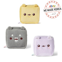 TWOTUCKGOM x MONSTA X Square Pouch Cosmetic Case Official K-POP Authentic MD
