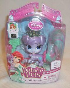 Disney Princess Palace Pets Furry Tail Friends Ariels Puppy Matey figure