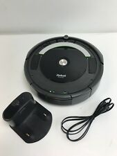 iRobot Roomba 690 - Gray/Black - Robotic Cleaner w/Home Base Read #STSt6