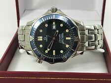 OMEGA SEAMASTER PROFESSIONAL300M DIVER QUARTZ JAMES BOND 41mm REF.196.1523 SWISS