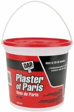 Dap 10310 Plaster of Paris Tub Molding Material, 8-Pound, White
