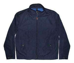 James Pringle Mens Dark Navy Blue Zip Up Jacket Coat [2091783NV3XXL] Size XXL
