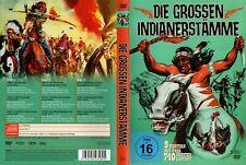 """""""Die grossen Indianerstämme"""" Über 12 Stunden Laufzeit! 9 Western auf 3 neuen DVD"""