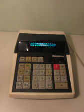 SOVIET CALCULATOR ELEKTRONIKA MK 44 RARE VINTAGE USSR  RUSSIA ANTIQUE WORKS