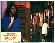 OCTOPUSSY JAMES BOND MAUD ADAMS 11X14 LOBBY CARD # 1