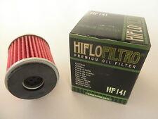 HIFLO FILTRO OLIO HF141 PER FANTIC 125 Caballero Motard LC 2010 2011 2012 2013