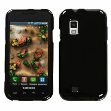 Glossy Black Hard Case Cover for Samsung Fascinate i500