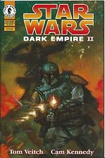 STAR WARS: DARK EMPIRE II #2 (OF 6) (DARK HORSE)