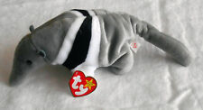 Ty Original Beanie Baby Ants the Anteater Date of Birth November 7, 1997 - New