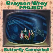 Butterfly Cannonball  Wray, Grayson Project  Audio CD