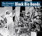 462 THE GREATEST BLACK BIG BANDS THE GREATEST 1930/1956 COFFRET 2 CD + LIVRET 32