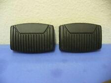 Ford Mercury brake clutch pedal pads Galaxie Falcon Fairlane Comet Thunderbird