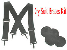 SCUBA DIVING DRY SUIT BRACE KIT (NEW)