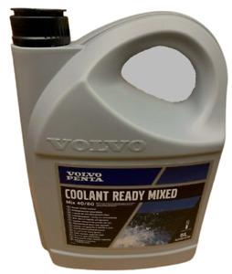 GENUINE Volvo Penta 5ltr Ready Mixed Green Coolant Anti Freeze 22567233