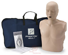 Prestan ADULT CPR Manikin, Medium Tone PP-AM-100-MS training mannequin w/o mon