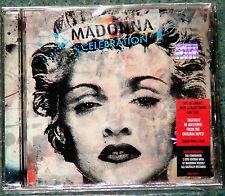 MADONNA CELEBRATION CD MADE IN ARGENTINA 2009 RARE RARO VOGUE DRESS YOU UP