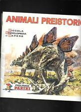 ANIMALI PREISTORICI  ED PANINI 1974 MANCOLISTA RICHIEDI LA TUA  FIGURINA