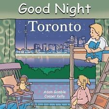Good Night Toronto (Good Night Our World)-ExLibrary