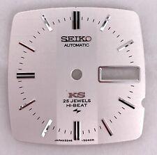 NOS King Seiko Ks Hi-Beat 5246-5040 9997 Originale Automatique Cadran 27 mm 3WC