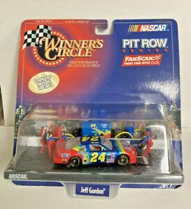 Winner's Circle - Pit Row Series - #24 Jeff Gordon - NIP