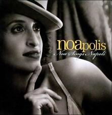NOAPOLIS: NOA SINGS NAPOLI * NEW CD