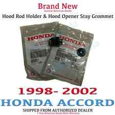 98-02 Honda ACCORD Hood Rod Holder and Opener Stay Grommet 90601/90602-S84-A01